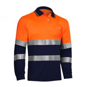 POLO MANGA LARGA AV COOLDRY PLAVB-1065