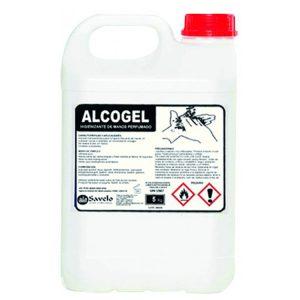 ALCOGEL HIDROALCOHÓLICO 5 LITROS