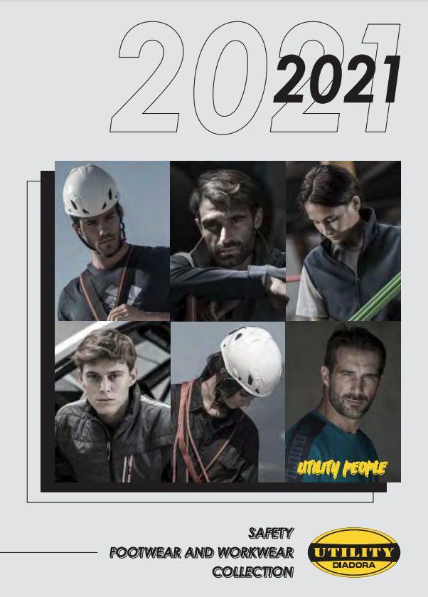 Catalogo Diadora Utility 2021
